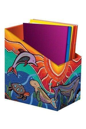 Indigenous book boxes